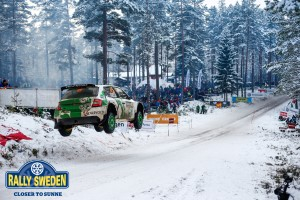 Rally Sweden, Colin´s Crest
